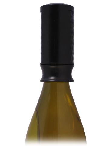 Wijndop fles